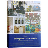 Brandlife: Boutique Hotels and Hostels 精品酒店旅馆 品牌形象